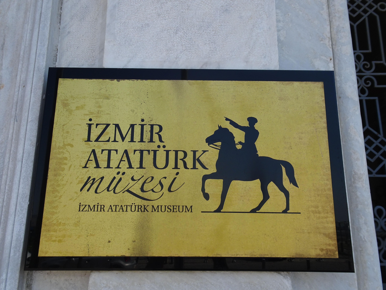 Izmir Ataturk museum