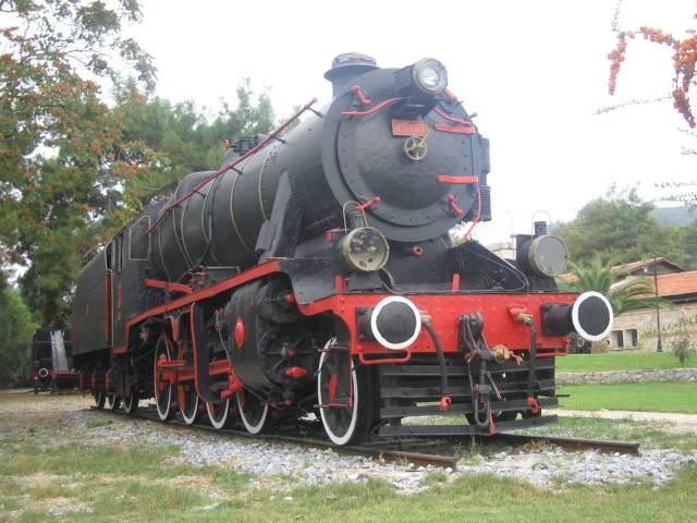 Camlik treinmuseum