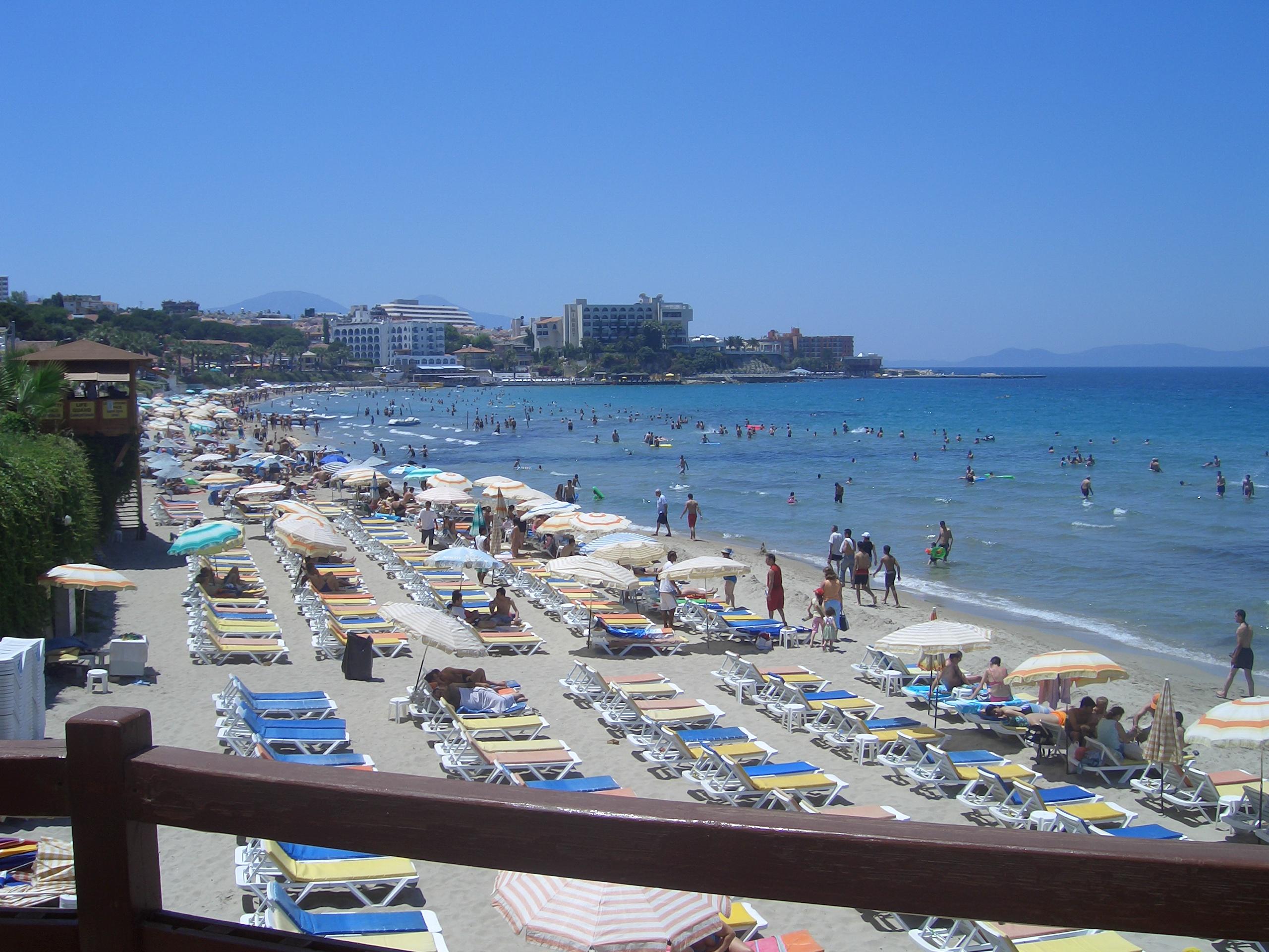 Ladies beach - Kadinlar Denizi